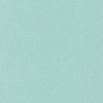 Tapete Lichtblau Uni 36-LINN68526509 Caselio - Linen II