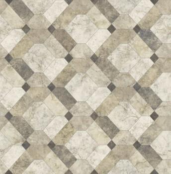 Rasch Textil Restored 23-024056 Mustertapete Marmor beige Vlies