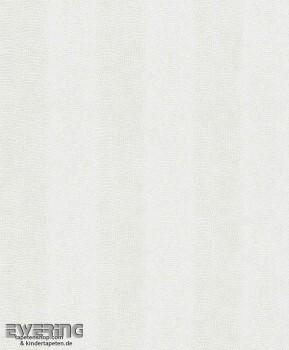 Rasch Pop Skin 7-482805 Schlangenhaut Uni Wohnzimmer creme-weiß