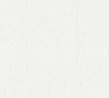 Vliestapete AS Creation Happy Spring 8-34762-1, 347621 Uni creme-weiß
