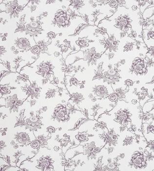 36-CHT22965137 Casadeco - Chantilly Blumenranken lila Vlies