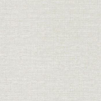 Tapete Uni beige weiß 48-74250610 Casamance - Rio Madeira