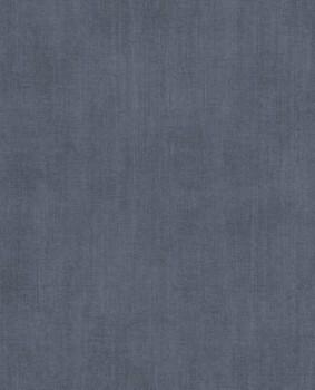 Eijffinger Lino 55-379008 Vliestapete Uni Jeansblau