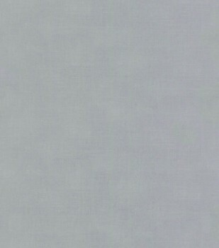 Ylvie 7-801736 Rasch Vliestapete blau-grau Unitapete Wohnzimmer