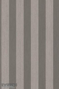 Strictly Stripes 23-361635 Grau-Braun Textiltapete Streifen