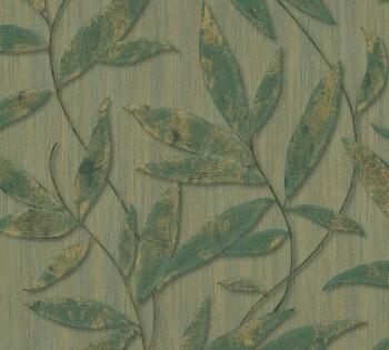 AS Creation Siena 328801, 8-32880-1 Vliestapete grün Schlafzimmer