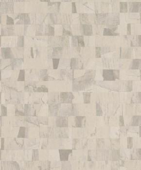 Abaca 23-229362 Rasch Textil Vliestapete grau-beige Muster