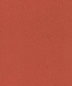 Vliestapete Ziegelrot fein Strukturiert Rasch Club 418682