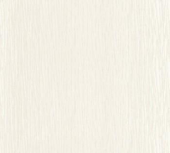 AS Creation Architects Paper Luxury Wallpaper 304307, 8-30430-7 Vliestapete weiß Uni