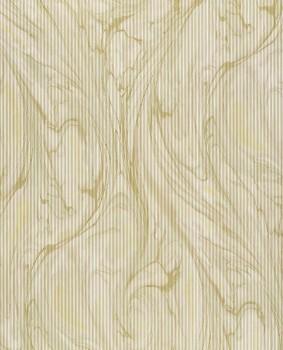 55-378043 Eijffinger Reflect gold Streifen Marmor Vliestapete