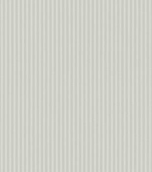 SALE 2er Set Vliestapete grau-weiß Streifen Wohnzimmer