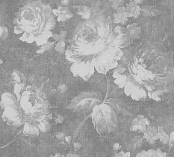 AS Creation Secret Garden 336041, 8-33604-1 Vliestapete grau Flur