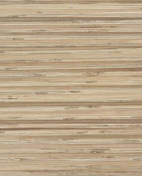55-389522 Eijffinger Natural Wallcoverings II Bambustapete beige braun