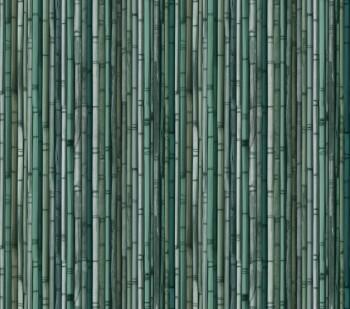 Bambus Wandbild Grün Vlies 62-ODED190213 Tenue de Ville ODE