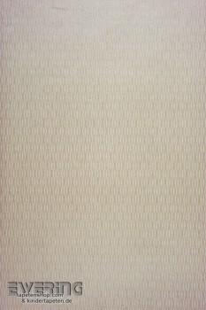 Casadeco Infinity 36-INF23860118 creme-weiß Vliestapete Rauten-Muster