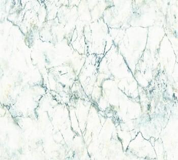 Vliestapete Neue Bude 2.0 AS Creation 8-36157-1, 361571 Marmor grün