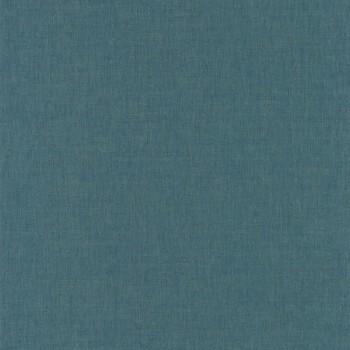 Tapete Jeansblau Uni 36-LINN68526378 Caselio - Linen II