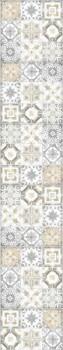 Caselio - Bon Appetit Texdecor Wandbild 36-BAP68501012 beige Fliesen