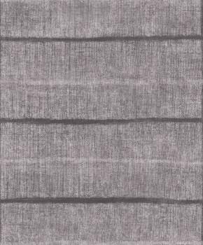 Muster Braun Vliestapete Zaun Tenue de Ville SAUDADE 62-SAU210711