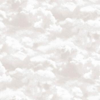 Caselio - Iris Texdecor 36-IRS68841212 Vliestapete Wolken beige