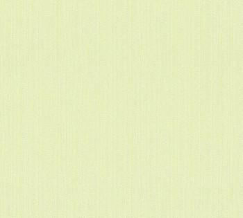 8-34762-5, 347625 Vliestapete Happy Spring AS Creation Uni hell-grün