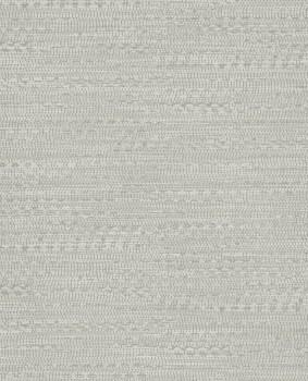 55-376045 Eijffinger Siroc grau-beige Vlies-Tapete glänzend Muster