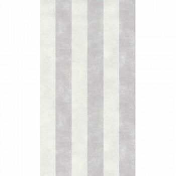 Texdecor Casadeco - Palazzo 36-PALA83620127 Streifentapete Vinyl grau weiß