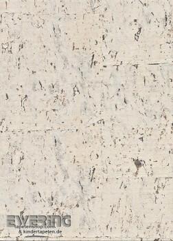 Rasch Textil Vista 5 23-213798 Kork-Tapete hell-beige glänzend
