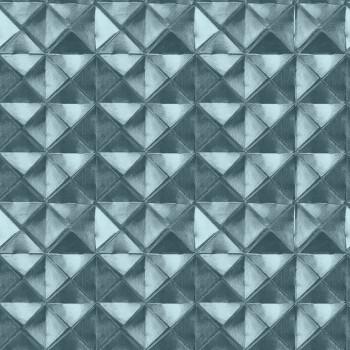 Muster Tapete Vlies Blau Tenue de Ville BALSAM 62-BLS201014