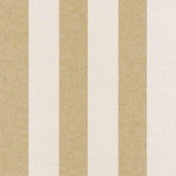 Caselio - Faro Texdecor 36-FAO69032018 Streifen-Tapete gold beige