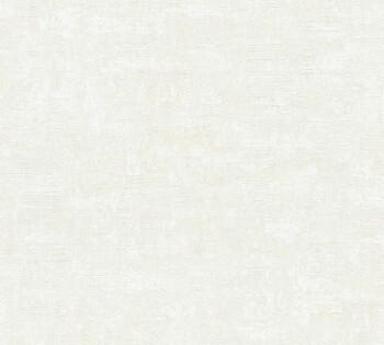 AS Creation Titanium 2 8-35999-4, 359994 Vliestapete creme-weiß Uni