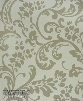 36-MDG26501140 Casadeco - Midnight 3 Texdecor taupe Ornament Vlies