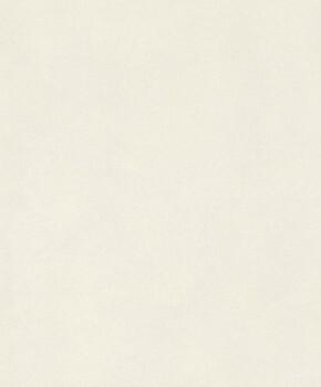 Tapete Vlies Creme-Weiß Uni fein strukturiert Rasch Club 418613