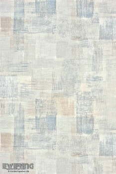 36-MRN25086132 Casadeco - Marina Texdecor Putz-Optik blau-grau