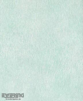 7-494723 Pop Skin Rasch Fell-Optik mint-grün Unitapete