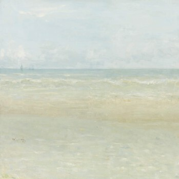 Eijffinger Masterpiece 55-358125, Vliestapete, Fototapete Meer
