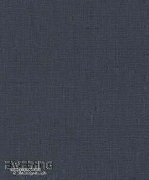 23-077185 Cassata Rasch Textil Unitapete Textiltapete Nacht-Blau