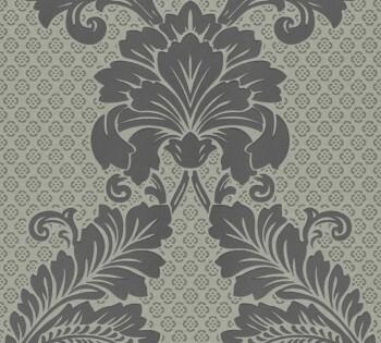 AS Creation AP Luxury Wallpaper 305444, 8-30544-4 Vliestapete grau Wohnzimmer