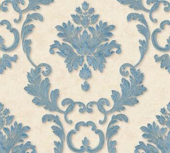 AS Creation Architects Paper Luxury Wallpaper 324222, 8-32422-2 Vliestapete blau