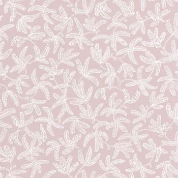 36-HYG100574812 Tapete Caselio - Hygge Blumenranken Altrose