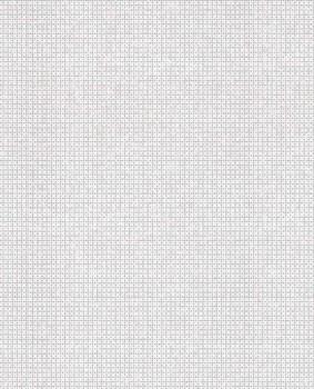 Reflect Eijffinger 55-378020 silber creme Punkte Vliestapete glänzend