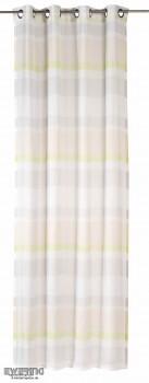 SALE Aktion 45-194697_S Home Vision Vorhang creme-weiß Streifen Fertig-Deko