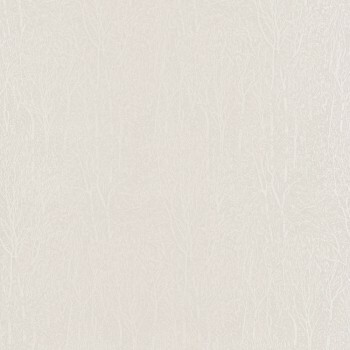 Caselio - Iris Texdecor 36-IRS68850000 Bäume silber Vliestapete