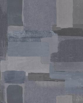 55-379063 Eijffinger Lino Vliestapete Abstrakt blau Muster