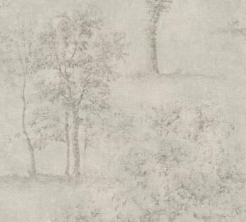 AS Creation Secret Garden 336032, 8-33603-2 Vliestapete grau Flur