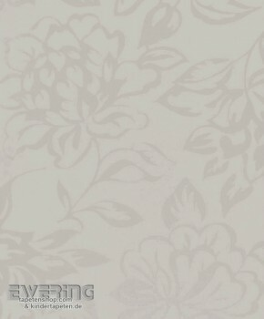 36-MDG17420531 Casadeco - Midnight 3 Texdecor taupe Vlies floral