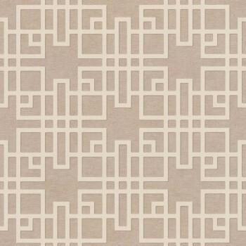 Tapete Vlies Beige Muster Rasch Kimono 409246