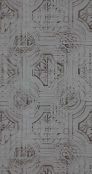 12-218631 BN/Voca Neo Royal grau-blau Tapete Muster Wohnzimmer