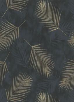 Tapete schwarz beige Blätter 33-0257940 Fashion for Walls