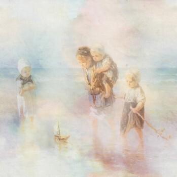 Eijffinger Masterpiece 55-358127, Vliestapete, Fototapete